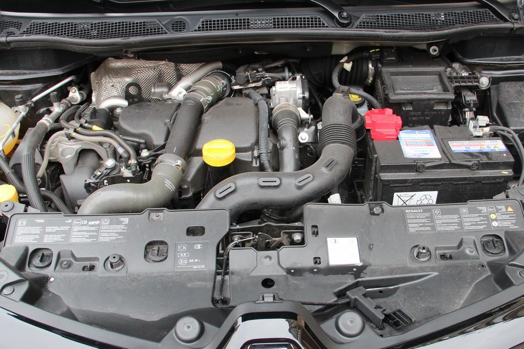 Мотор Renault Captur 2017