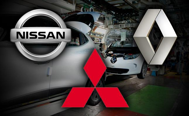 Renault-Nissan инвестирует вбеспилотники иэлектрокары 10млрдевро