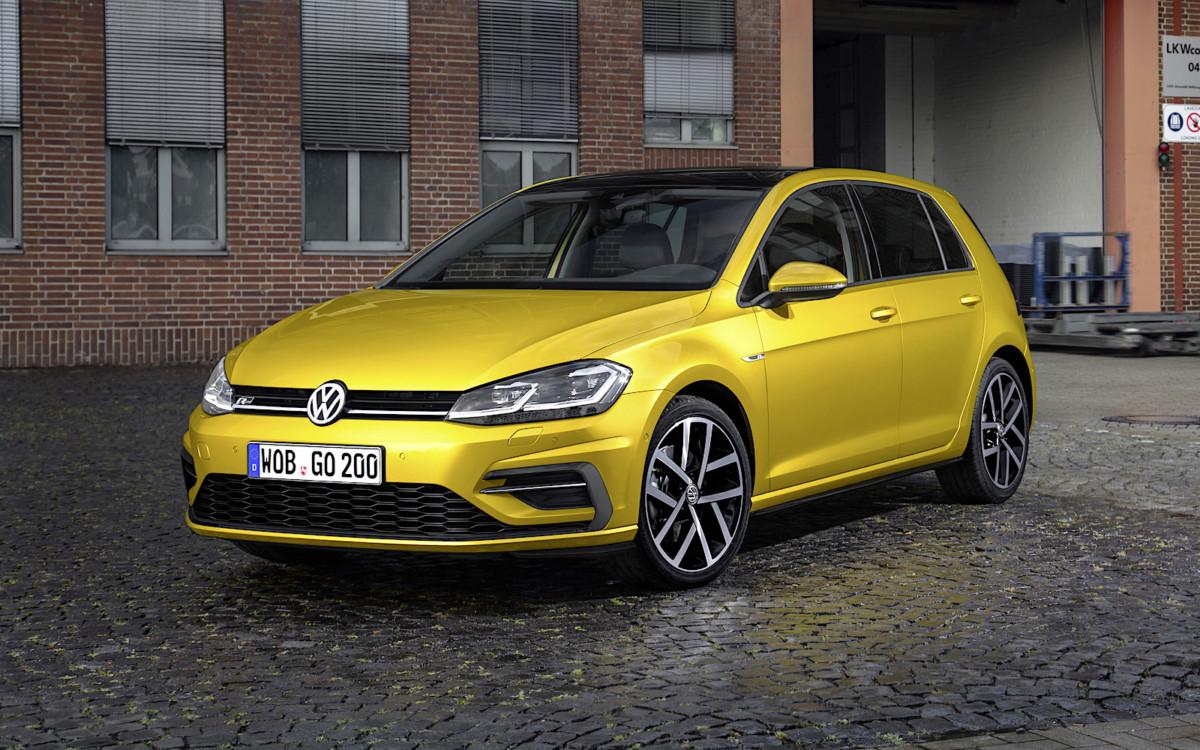 Volkswagen выпустил рекордные 6 миллионов авто в 2017 году