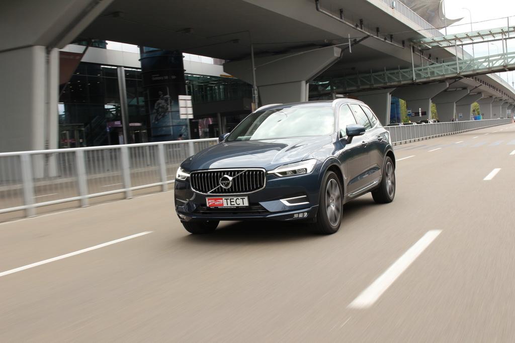 Внешность Volvo XC60 2017