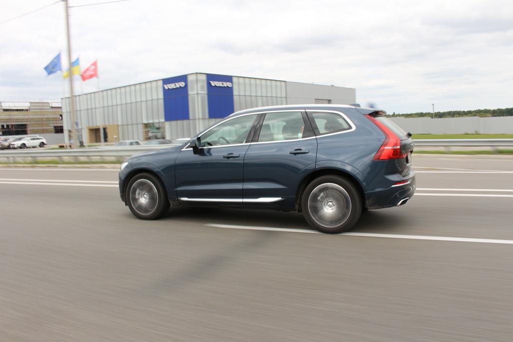 Новый Volvo XC60 2017
