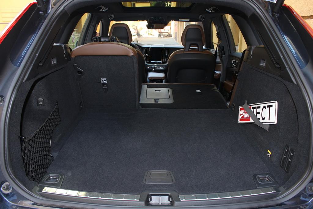 Багажник Volvo XC60 2017