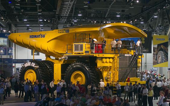 Представлен самый большой электромобиль в мире