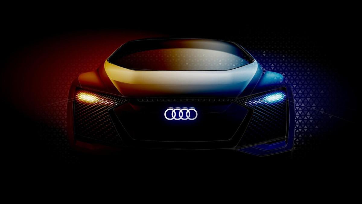 Audi представит во Франкфурте беспилотный электромобиль премиум-класса