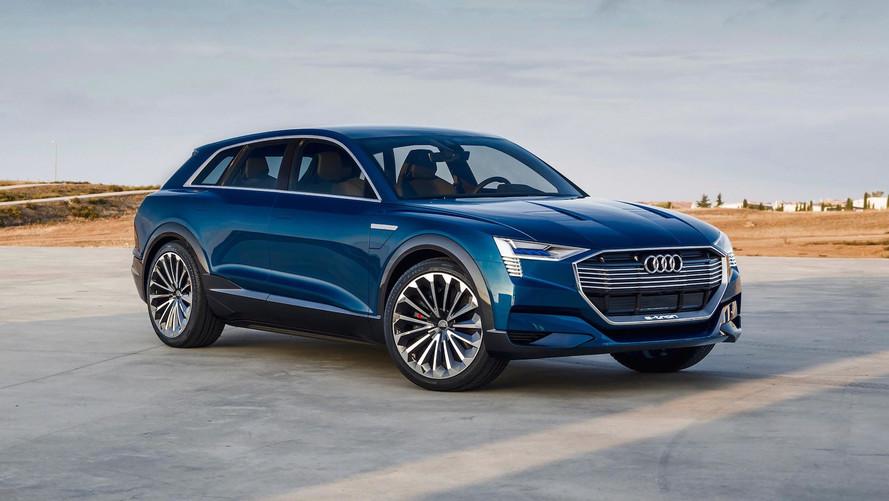 Audi представит 12 электромобилей до 2025 года