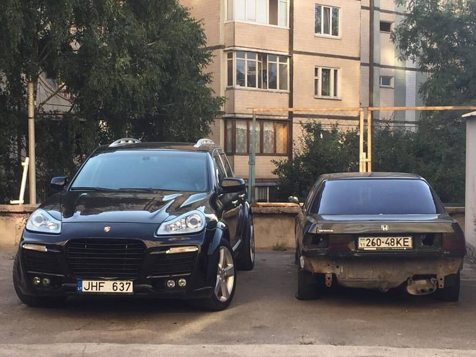 Амнистии авто на еврономерах не будет - Южанина