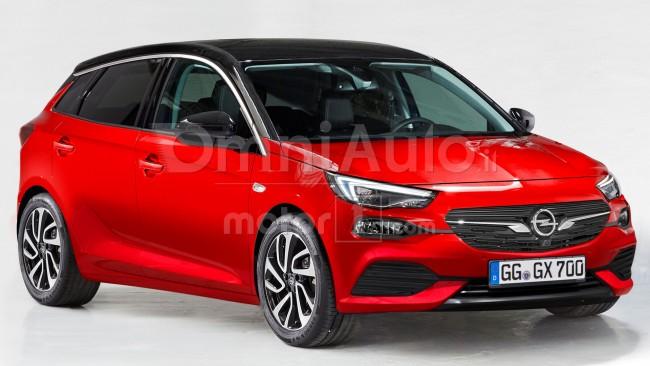 Какой будет новая Opel Corsa 2019