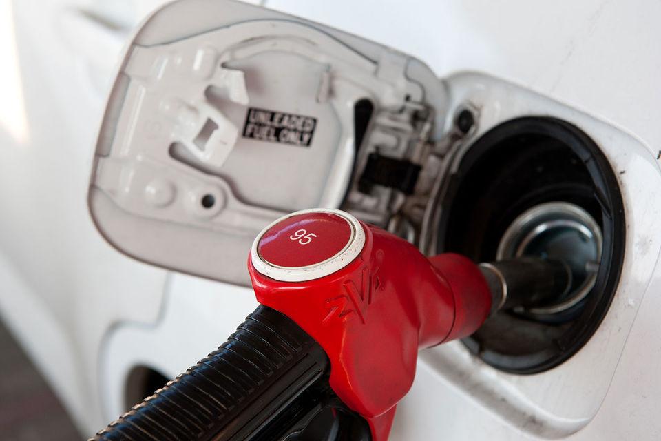 цены на бензин в украине