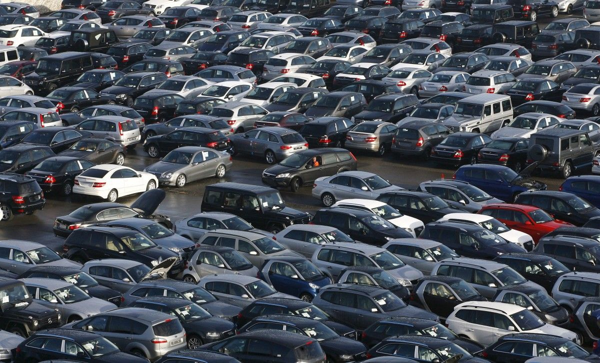 Самые популярные б/у авто в Украине за сентябрь