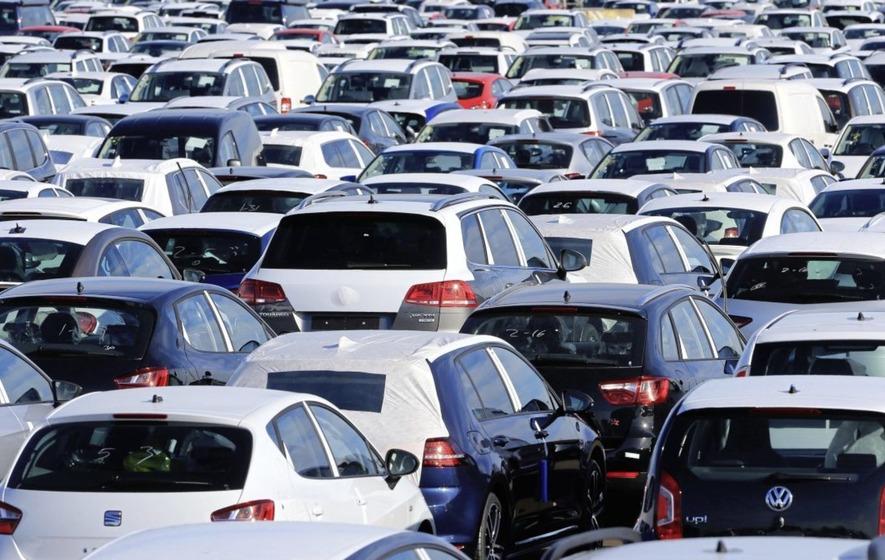 Самые популярные автомобили в Украине за сентябрь