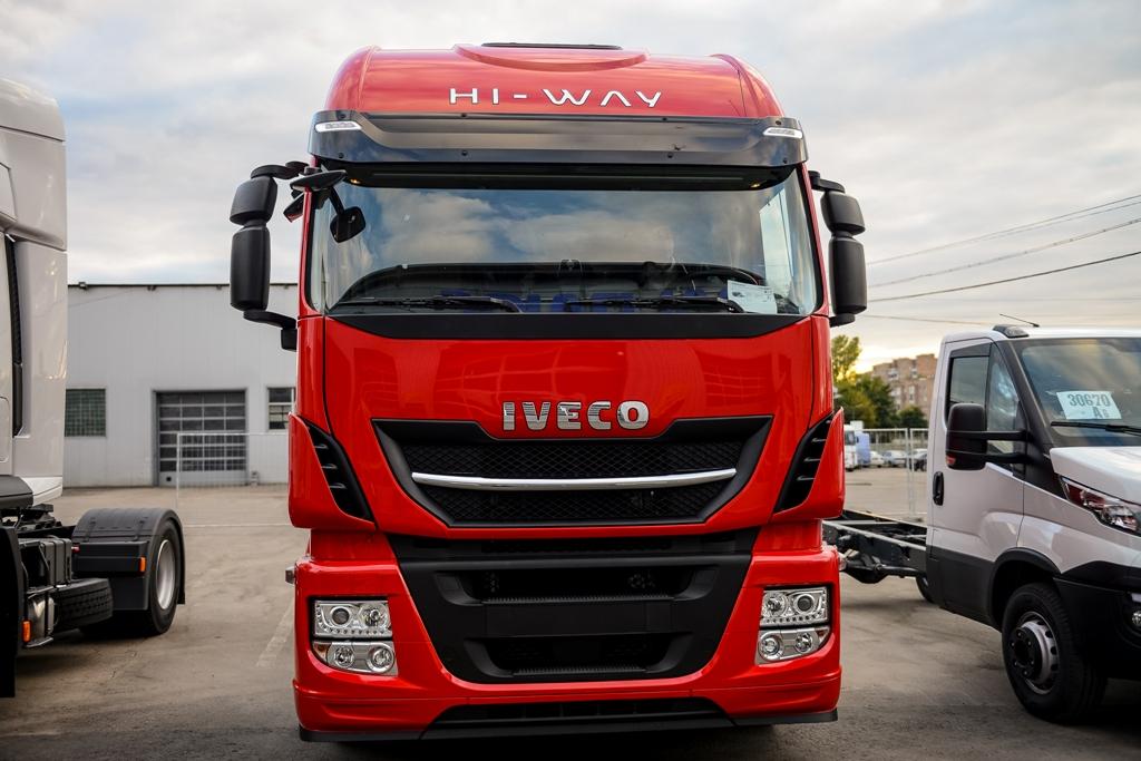 новый дилерский автоцентр IVECO