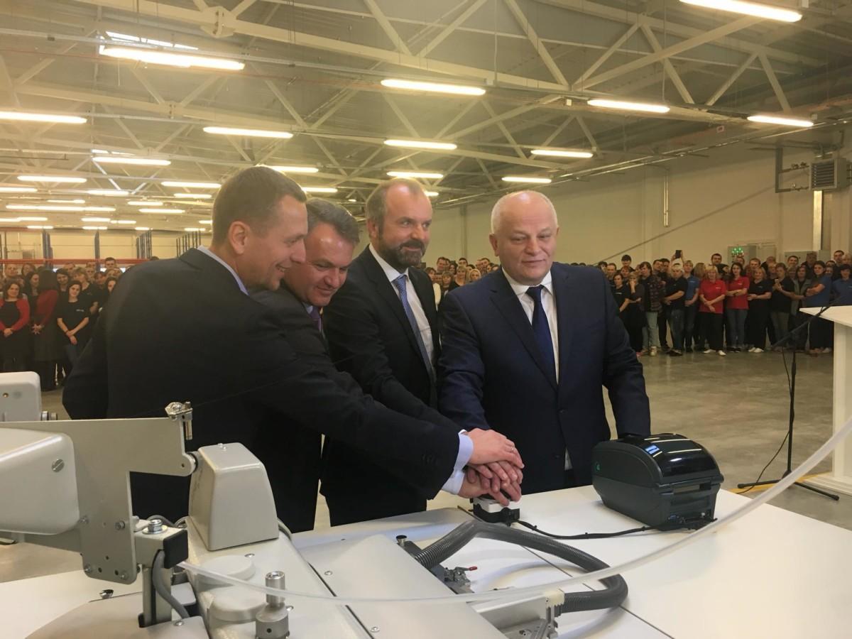 В Украине заработал завод по производству компонентов для Audi