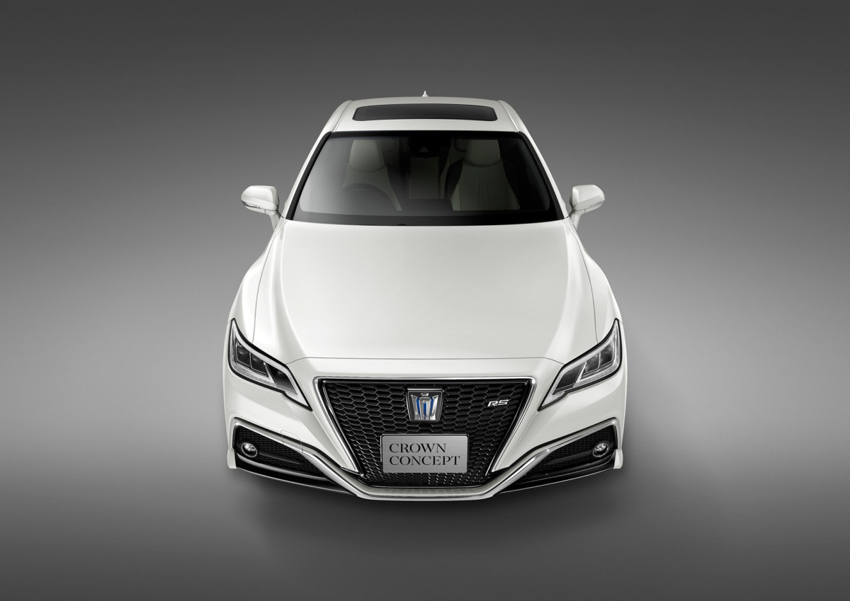 Toyota Crown 2018 каким будет новый флагман Тойота