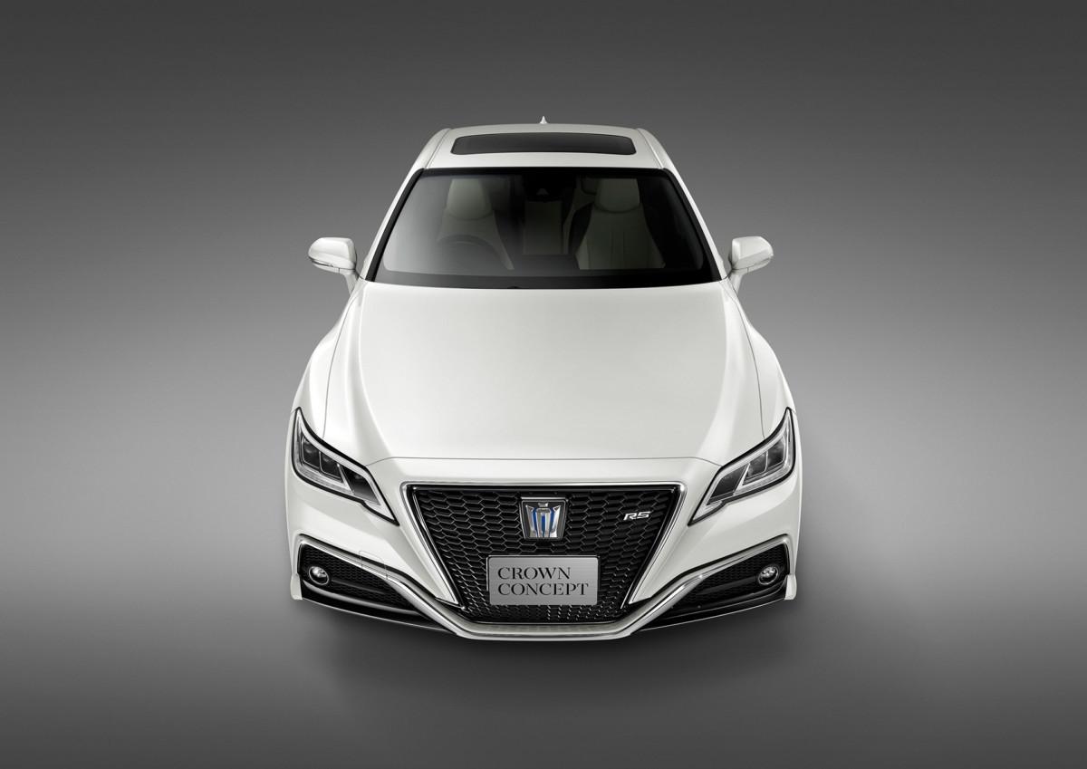 Toyota Crown 2018: каким будет новый флагман Тойота