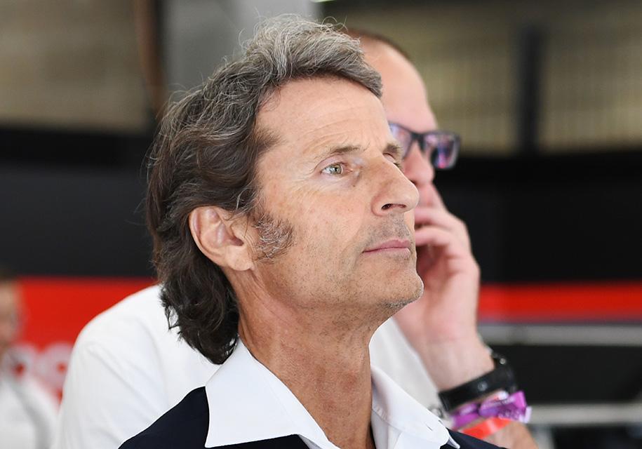 Новым президентом Бугатти будет экс-глава Lamborghini