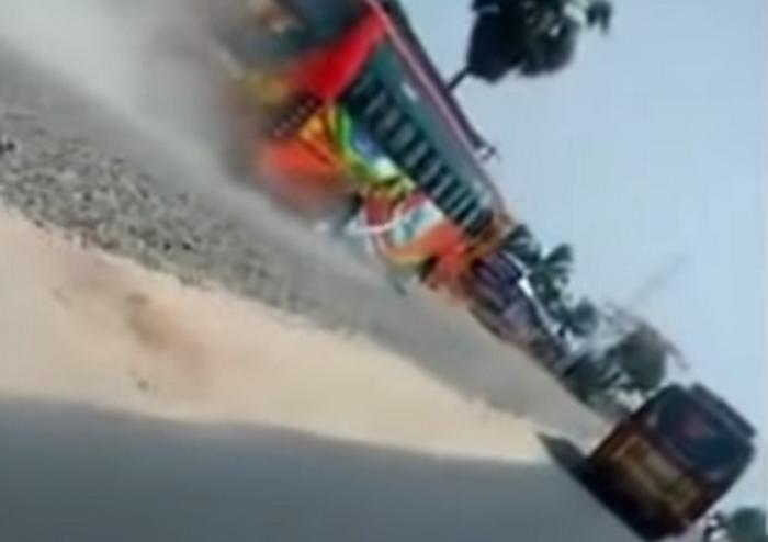 Гонка автобусов