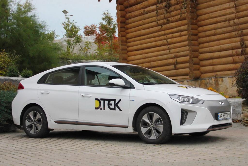 Hyundai Ioniq DTEK