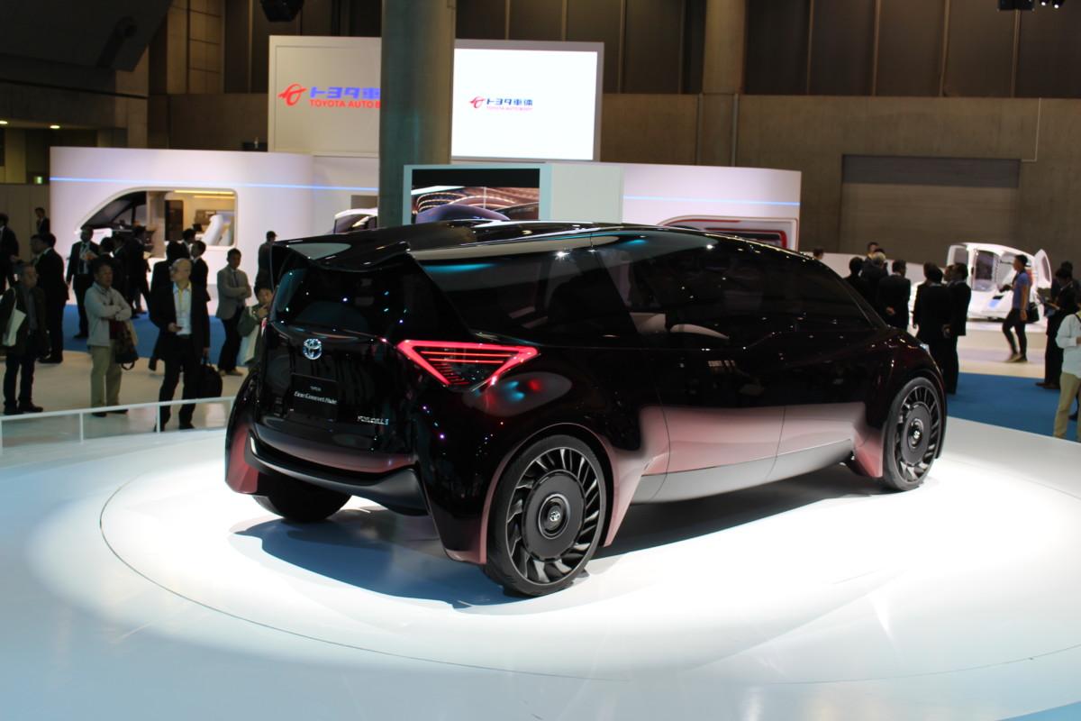 Toyota обещает прорыв в технологии водородных топливных ячеек