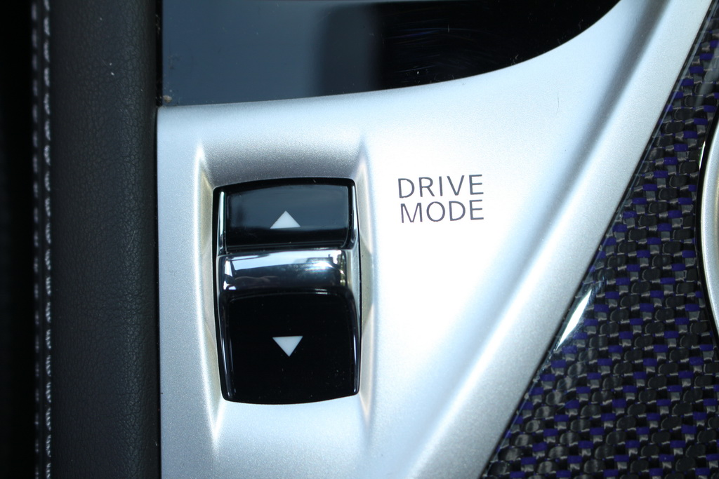 Infiniti Drive Mode Selector Infiniti Q60 S