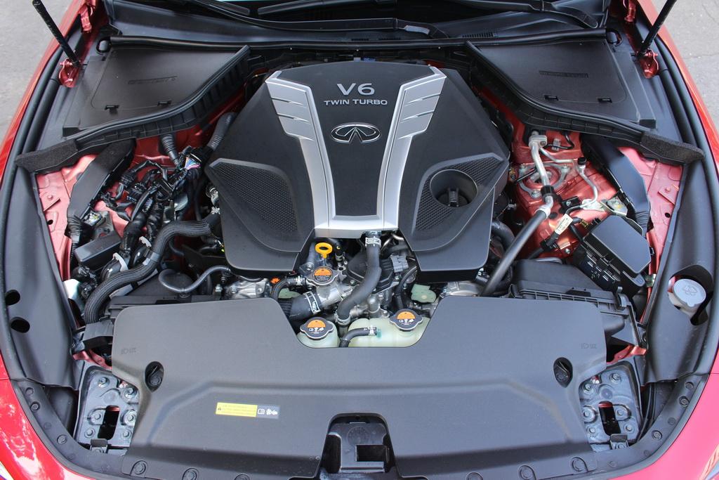 Мотор Infiniti Q60