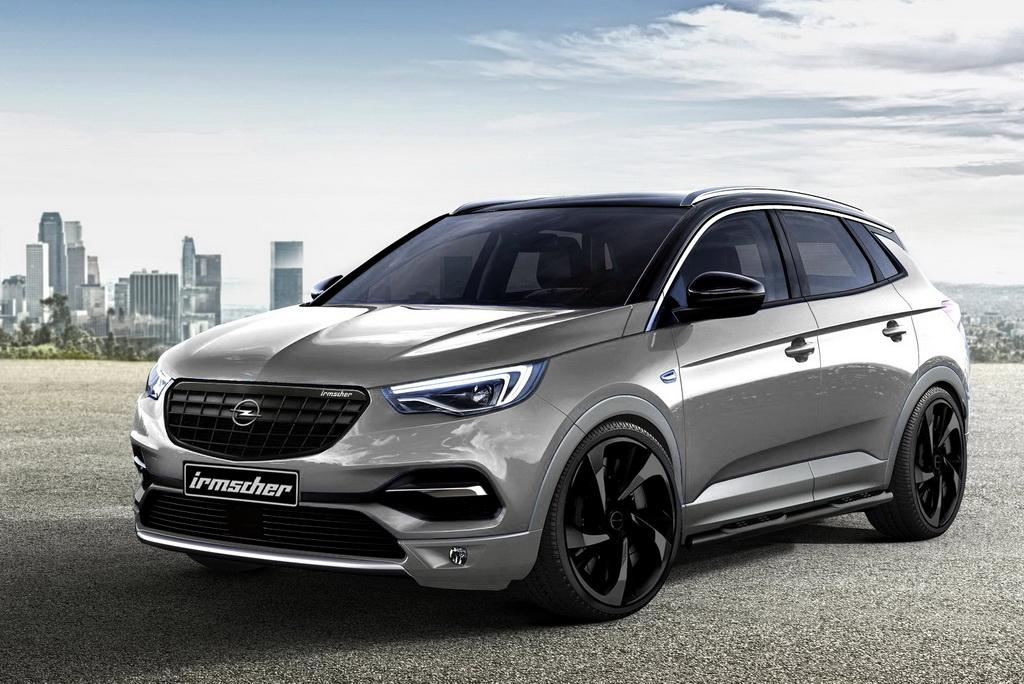 Irmscher Opel Grandland X
