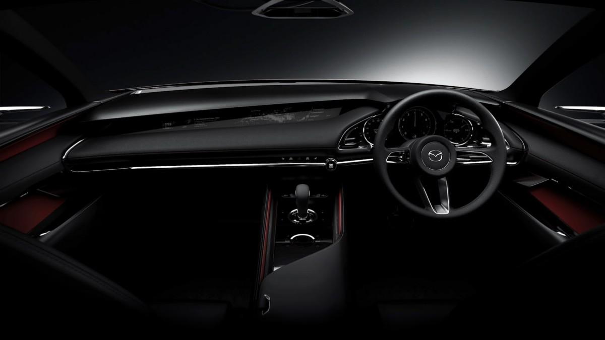 Концепт-кар нового купе Мазда официально презентован
