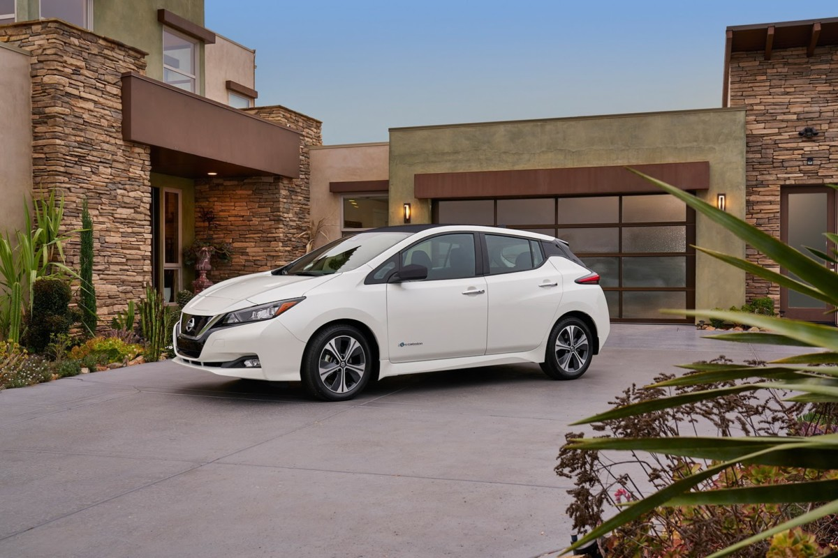 Новый Nissan Leaf будет представлен в 60 странах мира
