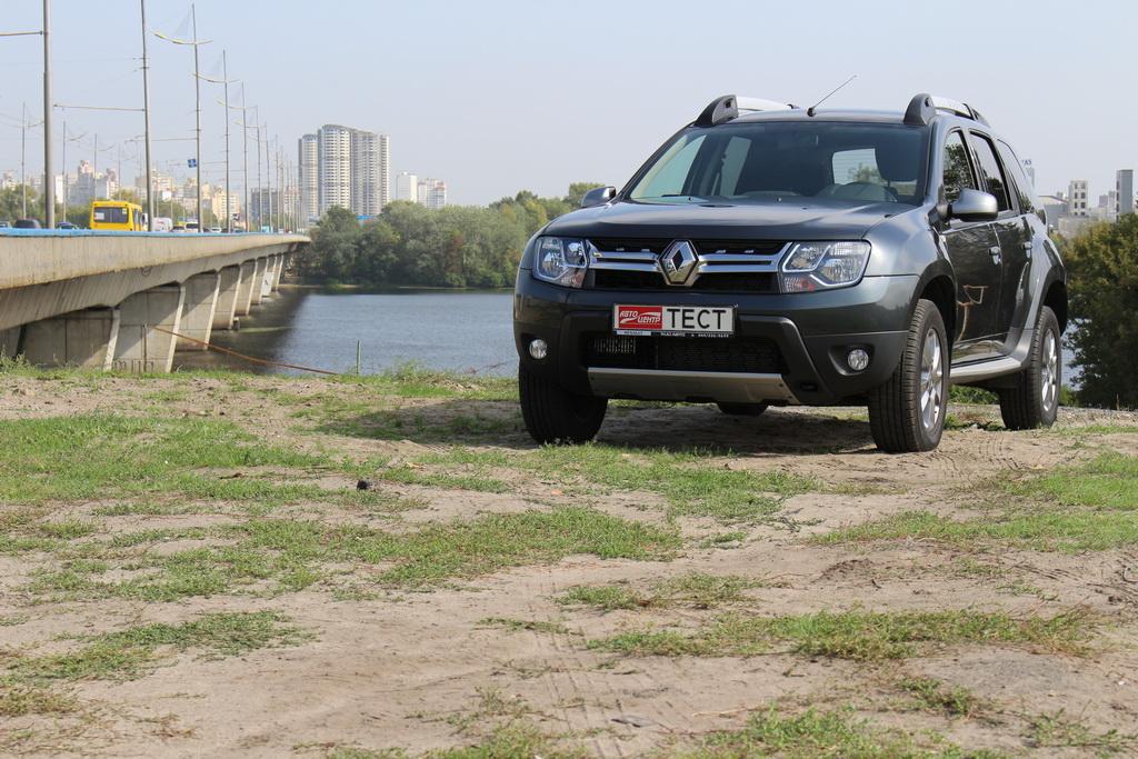 Внешность Renault Duster EDC