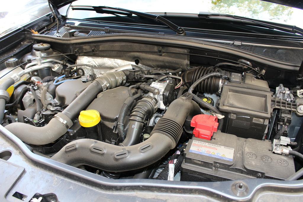 Мотор Renault Duster EDC 2017