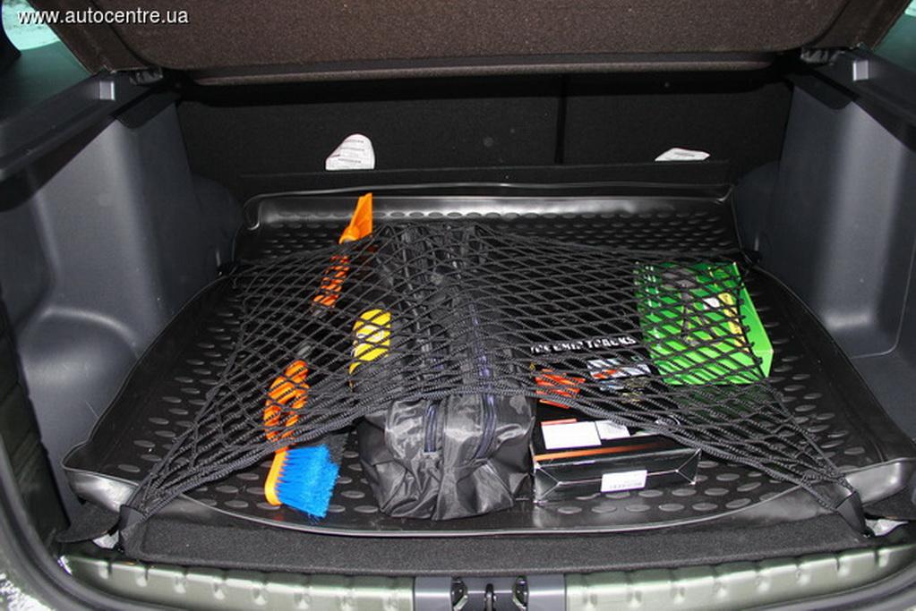 Багажник Рено Дастер ЕДС 2017