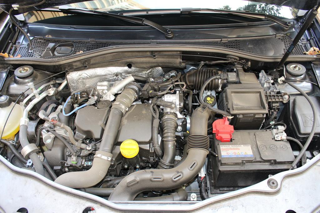 Мотор Renault Duster EDC