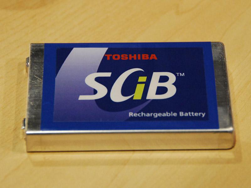 Новая батарея Toshiba позволит зарядить электрокар за считанные минуты