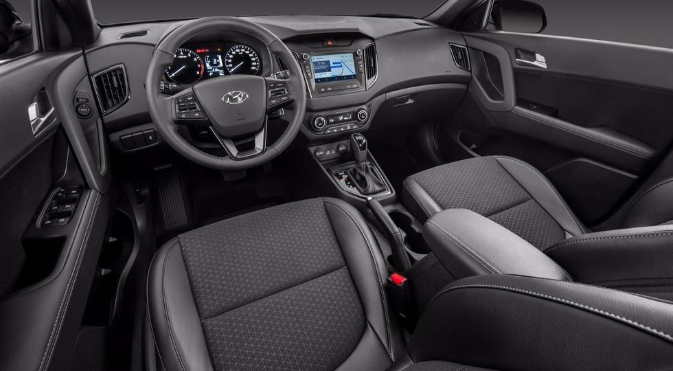 Кроссовер Hyundai Creta получил заряженную версию