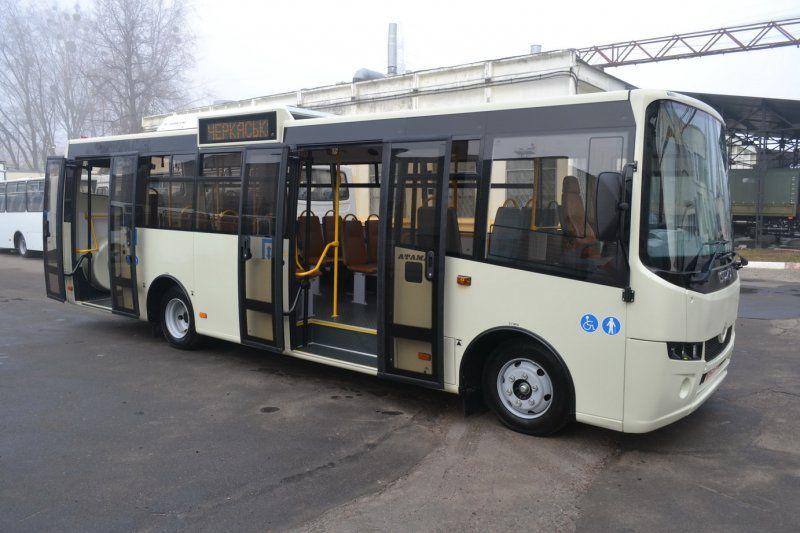 нацполиция купила автобусы