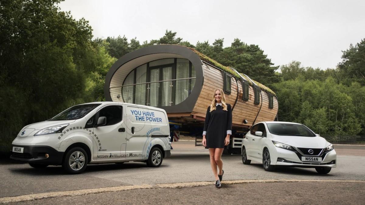 Электромобиль Nissan установил мировой рекорд