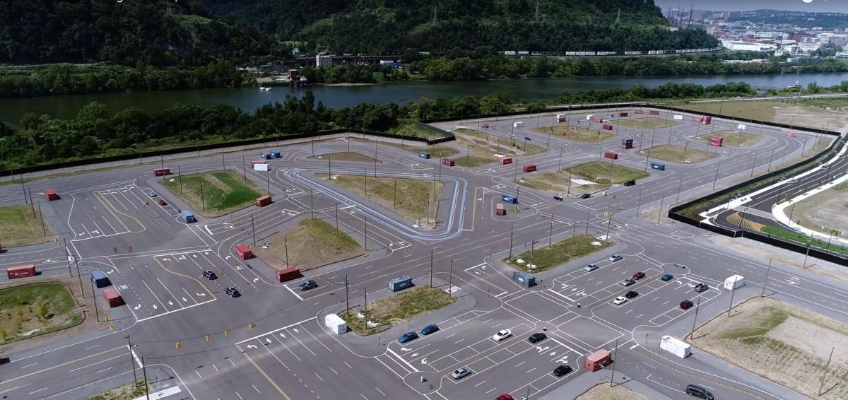 В США создан целый город исключительно для автомобилей