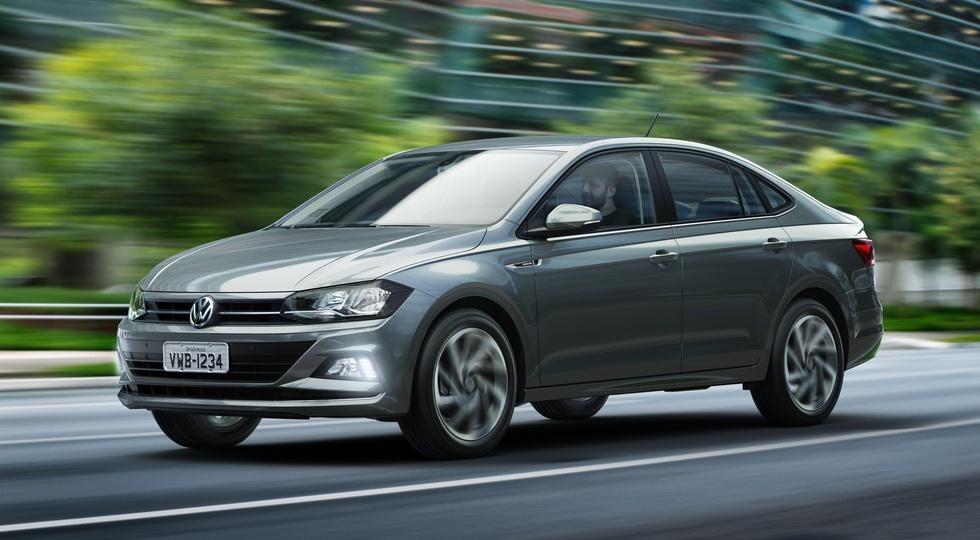 Стартовало производство нового седана VW Virtus (онжеПоло Седан)