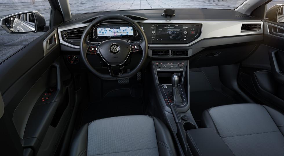 Новый Volkswagen Polo Sedan 2018 полностью рассекречен