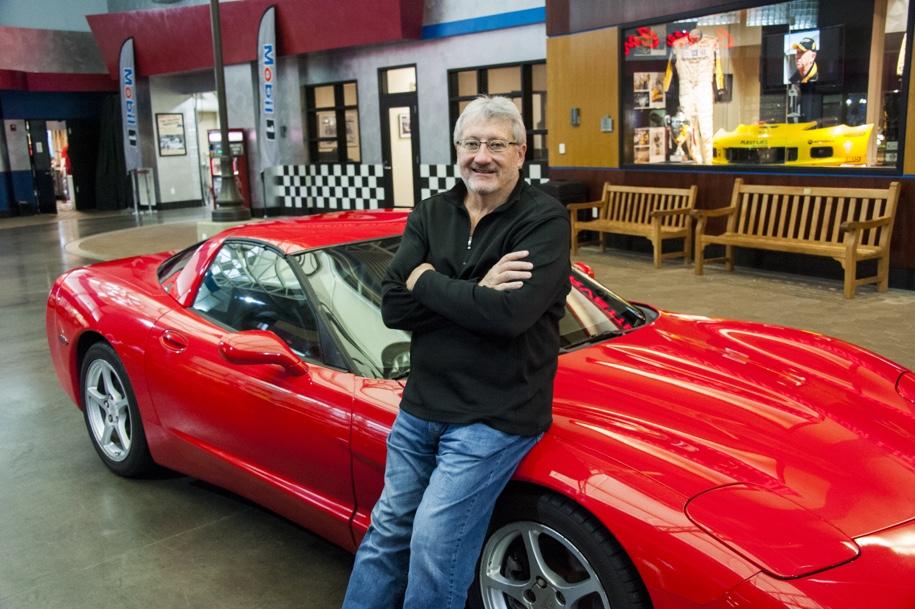Chevroet Corvette 5