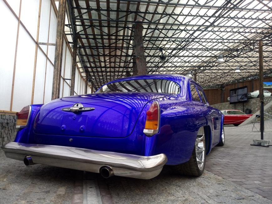 Волга ГАЗ-21 купе