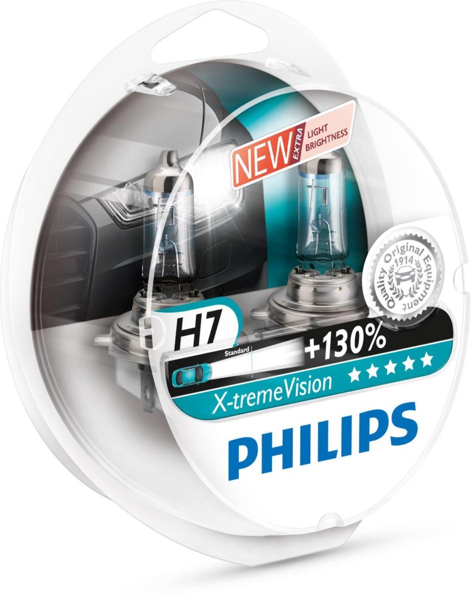 лампа Philips кврцевое стекло