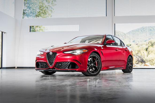 Американцы выбрали лучшие автомобили года