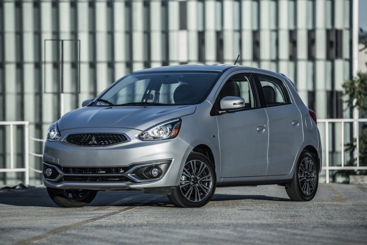 Новый Mitsubishi Colt бросит вызов Ford Fiesta и VW Polo
