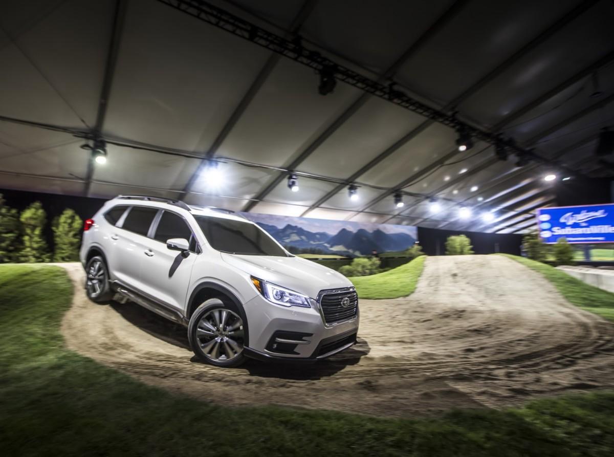 В Лос-Анджелесе показали самый большой Subaru в истории