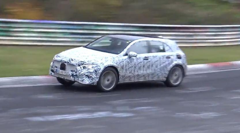 Каким будет новый Mercedes-Benz GLA 2019