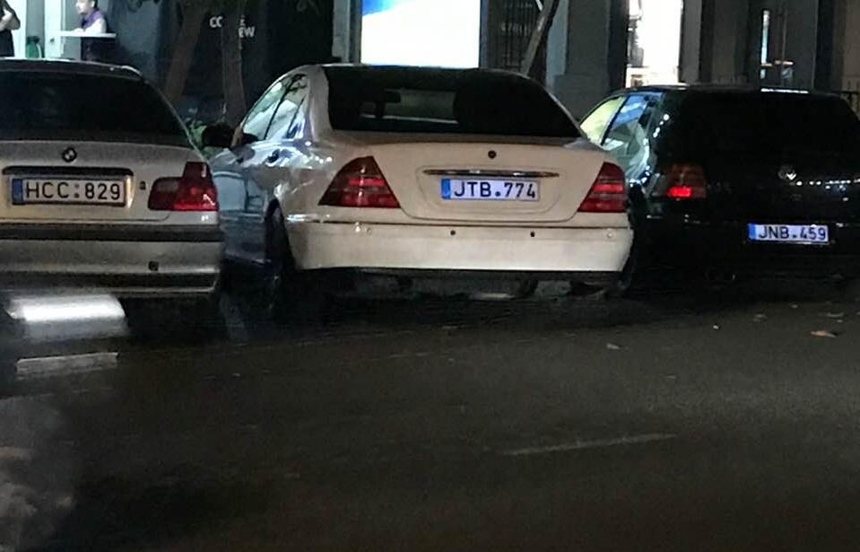ВУкраину незаконно вывезли 57 000 автомобилей изЛитвы— таможенники