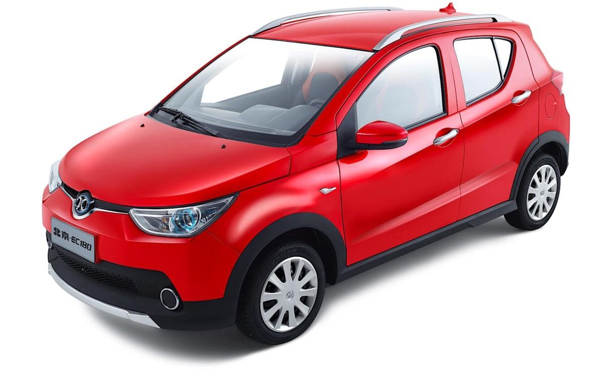 китайский электромобиль