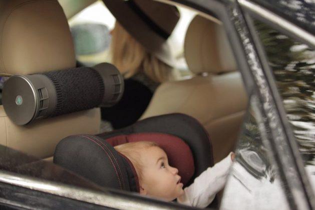 Инновационный прибор сделает воздух в салоне авто чистым как в горах