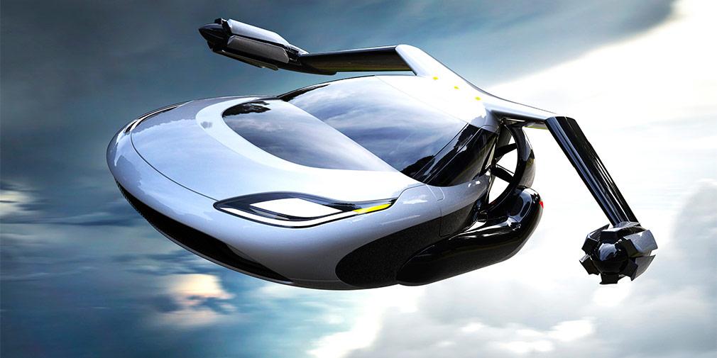 Компания-владелец Вольво купила разработчика летающих авто Terrafugia