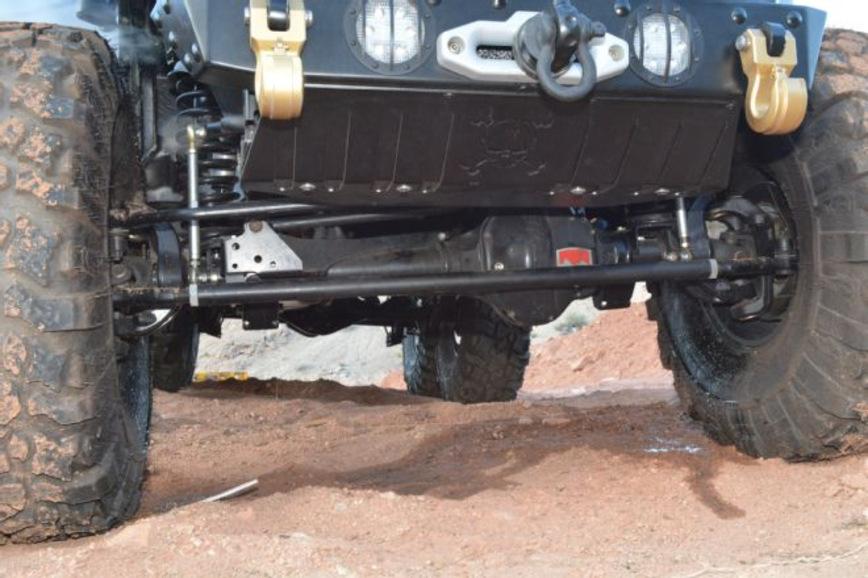 Jeep Wrangler Loco Hauk